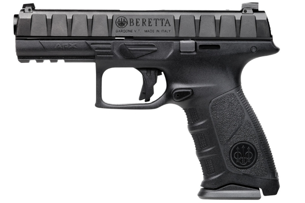 Beretta APX striker caliber 9mm Para