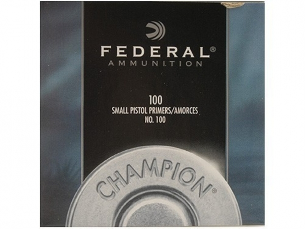 Federal Small Pistol