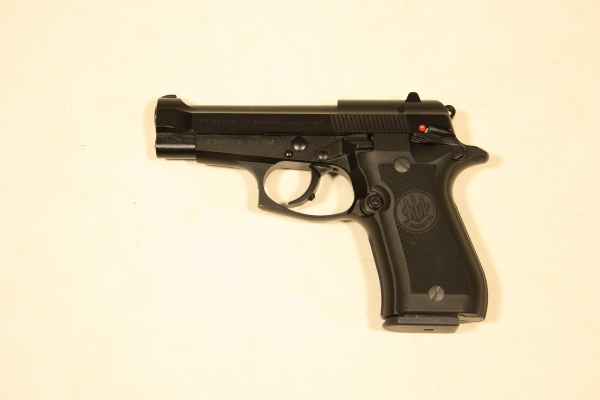 Beretta 81f caliber 7,65mm