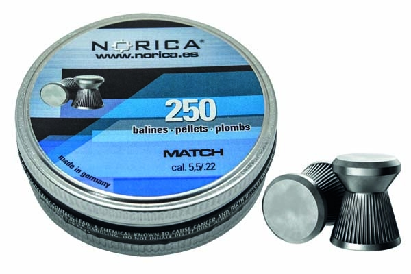 Norica Match 5,5mm