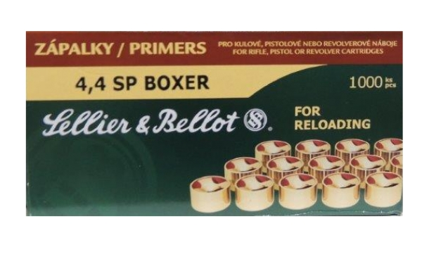 Sellier & Bellot Small Pistol primers