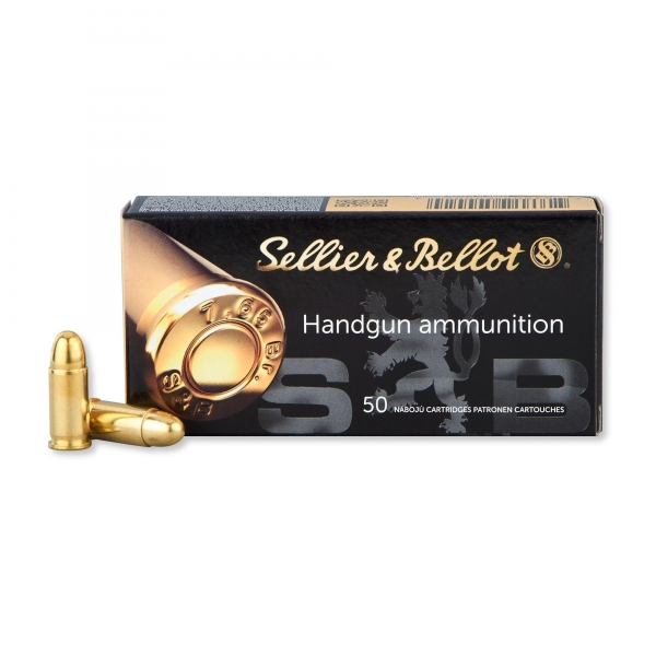 Sellier & Bellot 7.65 (.32 auto) 71gr FMJ