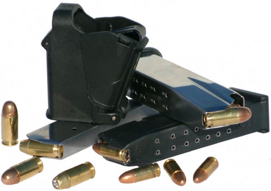 UPLULA Universal pistol magazine loader
